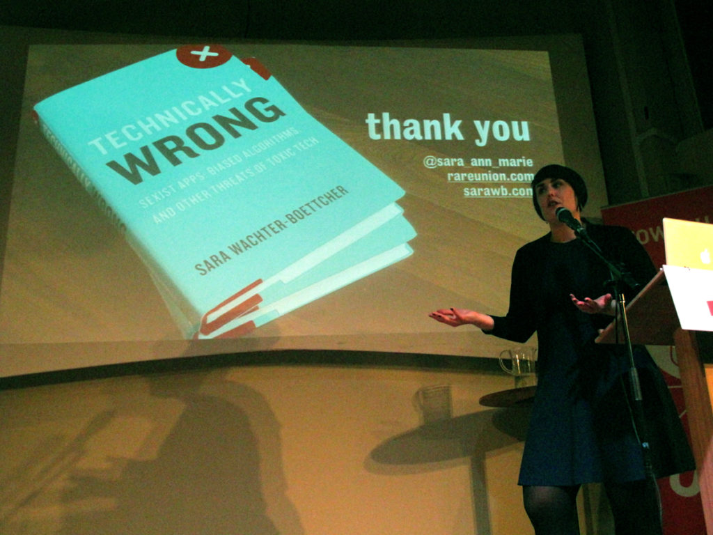 Sara Wachter-Boettcher - Technically Wrong