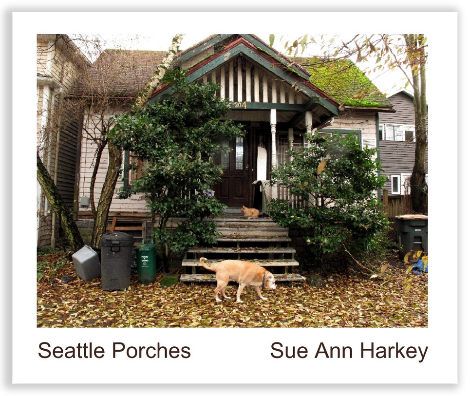 Seattle Porches front cover